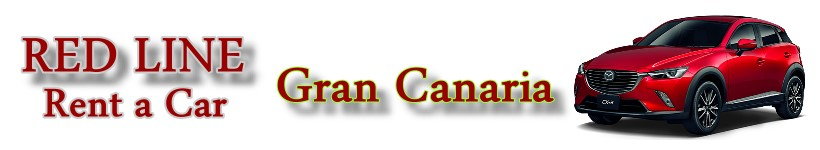 Car rental Gran Canaria. Red line Rent a Car Gran Canaria.