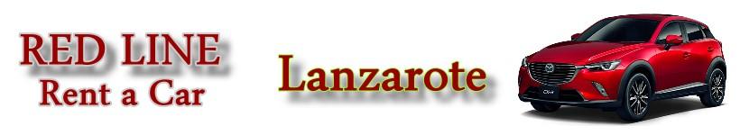 Car rental Lanzarote. Red Line Rent a Car Lanzarote.