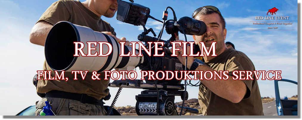 Dienstleistungen rund um Filmproduktionen und Fotoshootings Teneriffa, Gran Canaria, Lanzarote, Fuerteventura, El Hierro, La Palma, La Gomera und Mallorca