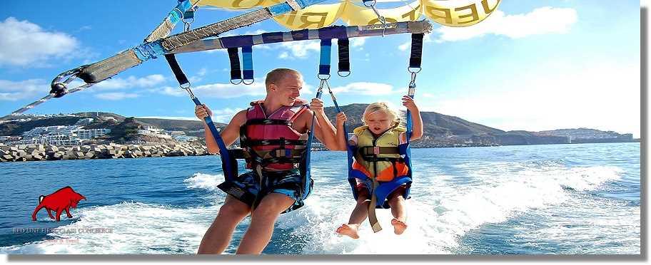 Sport- und Freizeitangebote für Mallorca und Teneriffa